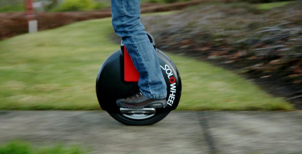 Solowheel The Fun New Way of Transportation | Geek Intel