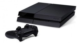 PS4 with controller-580-90