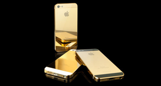 Gold Iphone5 Page 1